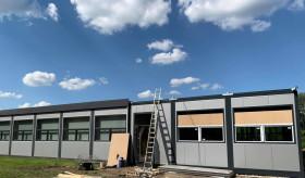 Rozbudowa szkoły i przedszkola